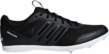 Adidas Distancestar - Black Black White (B37497)
