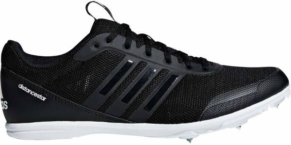 Adidas Distancestar - Black/Black/White
