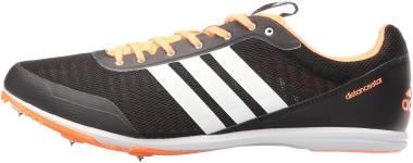 Adidas Distancestar - Black White Glow Orange