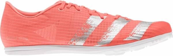 Adidas Distancestar - Signal Coral Signal Coral Silver Met (EE4671)