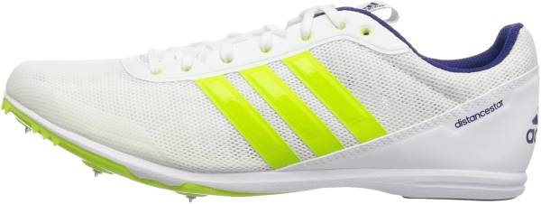 Adidas Distancestar - White/Hi-res Green/Real Purple (CP9695)