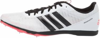 Adidas Distancestar - ftwr white/core blac