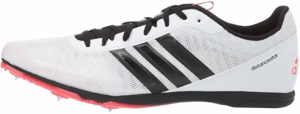 Adidas Distancestar - ftwr white/core blac