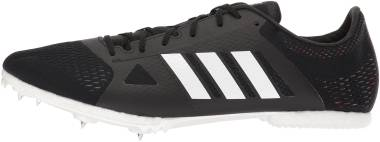 Adidas Adizero MD - Core Black, Ftwr White, Hi-res Orange S