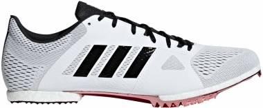 Adidas Adizero MD - ftwr white/core blac