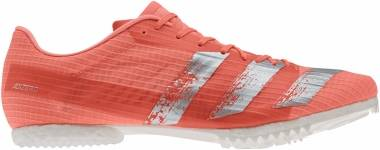 Adidas Adizero MD - Signal Coral/Silver Met./Ftwr White (EE4605)