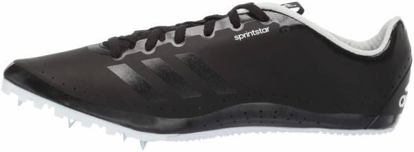 Adidas Sprintstar - Core Black-White (B37502)