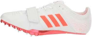 Adidas Adizero Accelerator - White Infrared Metallic Silver (BB4954)