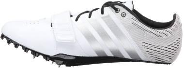 Adidas Adizero Accelerator - White Silver Black