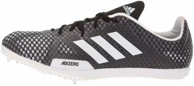 Adidas Adizero Ambition 4 - Core Black, Ftwr White, Hi-res Orange S