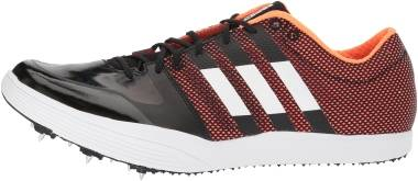 Adidas Adizero LJ - Core Black Ftwr White Orange