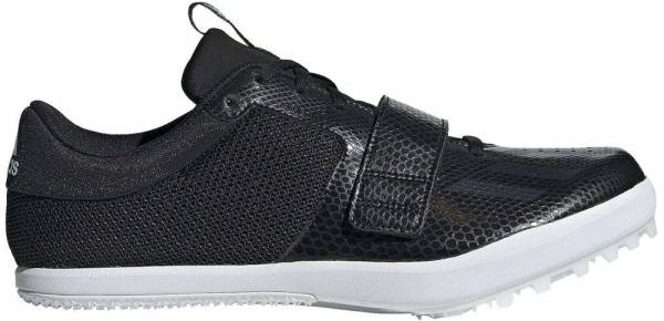 Adidas Jumpstar - Noir Noir Blanc (B37500)