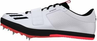 Adidas Jumpstar - ftwr white/core blac (B37501)