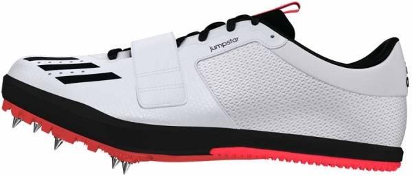 Adidas Jumpstar - ftwr white/core blac