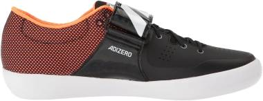 Adidas Adizero Shotput - Core Black Ftwr White Orange
