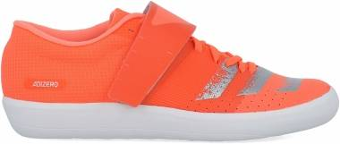 Adidas Adizero Shotput - Orange (EE4537)