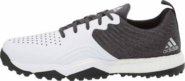 Adidas Adipower 4orged S - Core Black/Ftwr White/Silver Metallic (AC8397)