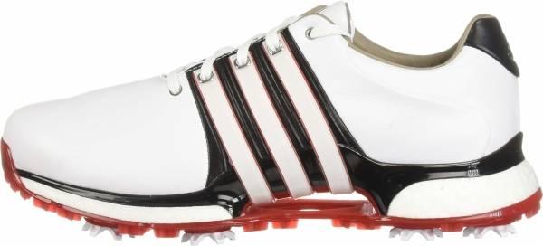 Adidas Tour360 XT - Ftwr White Core Black Scarlet (BD7124)