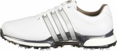 Adidas Tour360 XT - Ftwr White Silver Metallic Dark Silver Metallic (BD7123)