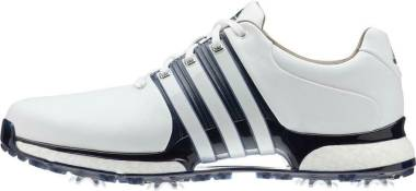 Adidas Tour360 XT - Ftwr White Collegiate Navy Silver Metallic