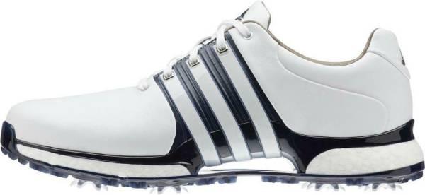 Adidas Tour360 XT - Ftwr White Collegiate Navy Silver Metallic