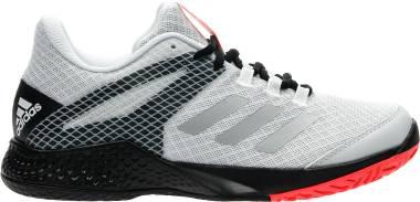 Adidas Adizero Club 2 - White-Matte Silver-Black