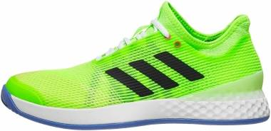 Adidas Adizero Ubersonic 3.0 - Signal Green/Black/Glory Blue (EF2768)