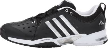 Adidas Barricade Classic - Black/Silver Metallic/White (CP8694)
