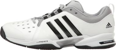 Adidas Barricade Classic - White/Core Black/Mid Grey (BY2920)