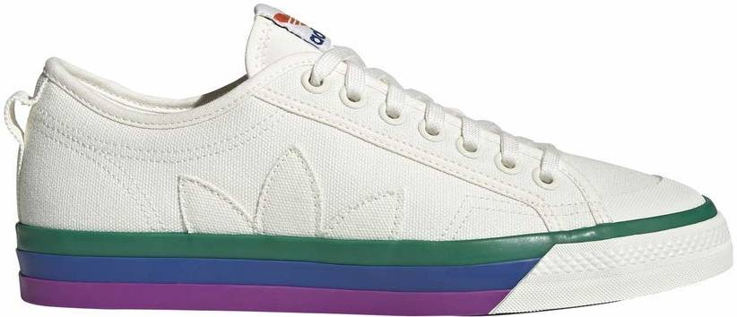 Only $50 + Review of Adidas Nizza Pride