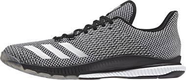 Adidas CrazyFlight Bounce 2.0 - Core Black / Silver Metallic / Footwear White (CP8892)