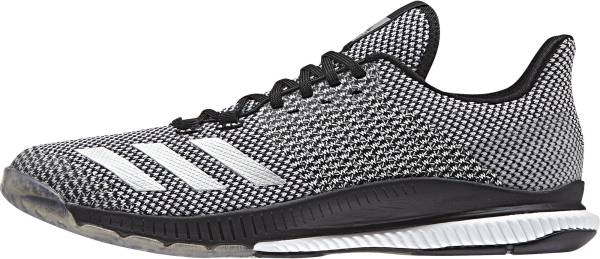 Adidas CrazyFlight Bounce 2.0 - Core Black / Silver Metallic / Footwear White (CP8892)