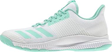 Adidas CrazyFlight Bounce 2.0 - White Clear Mint Clear Mint