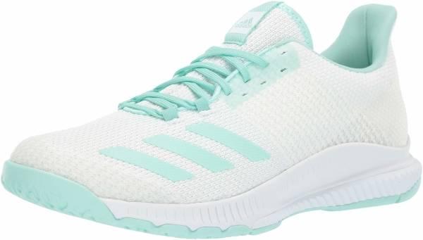 New Savings on Adidas Crazyflight Bounce 3 (Footwear White