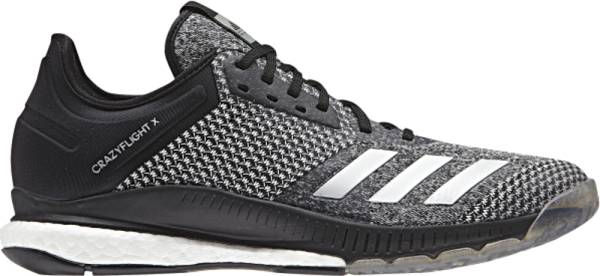 Adidas CrazyFlight X 2.0 - Black/Silver Metallic/White (CP8900)