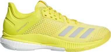 Adidas CrazyFlight X 2.0 - Shock Yellow/Ash Silver/White (CP8899)