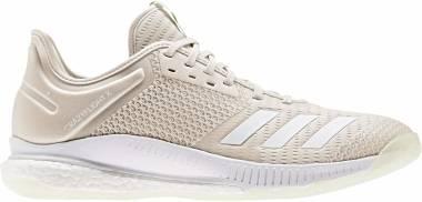 Adidas CrazyFlight X 3 - beige/blanc/vert olive (EF0129)