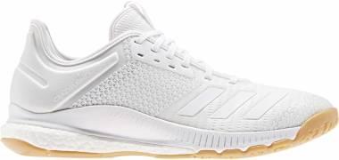 Adidas CrazyFlight X 3 - White/White/Gum (D97831)