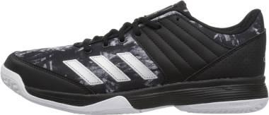 Adidas Ligra 5 - Black Metallic Silver White