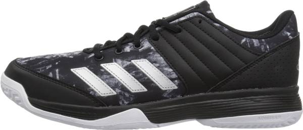Adidas Ligra 5 - Black Metallic Silver White