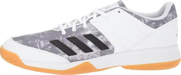 Adidas Ligra 5 - White Ftwbla Plamet Plamet 000 (BY2578)