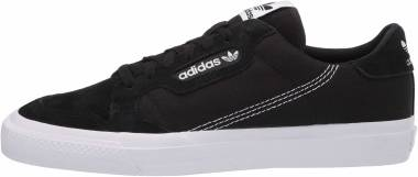 Adidas Continental Vulc - Core Black / Footwear White / Core Black