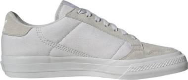 Adidas Continental Vulc - Grey One / Grey One / Cloud White (EF3533)