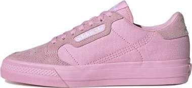 Adidas Continental Vulc - Pink (EF9315)