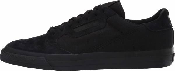 Adidas Continental Vulc - Core Black / Core Black / Footwear White