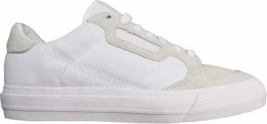 Adidas Continental Vulc - White