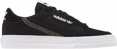 Adidas Continental Vulc - Noir Blanc Noir