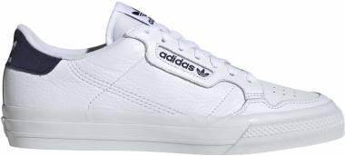 Adidas Continental Vulc - White (EG4588)