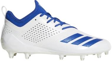 Adizero 5-Star 7.0 - White Collegiate Royal