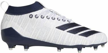 Adidas Adizero 8.0 - Cloud White Collegiate Navy Collegia